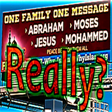 Jesus and Muhammad: Same Source?